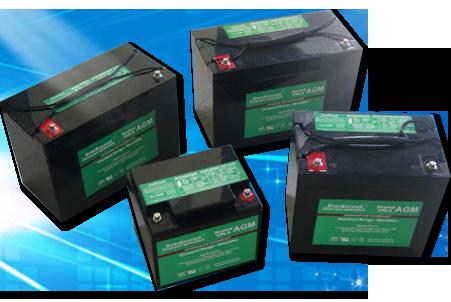 Аккумуляторы для ИБП EverExceed Standard Range