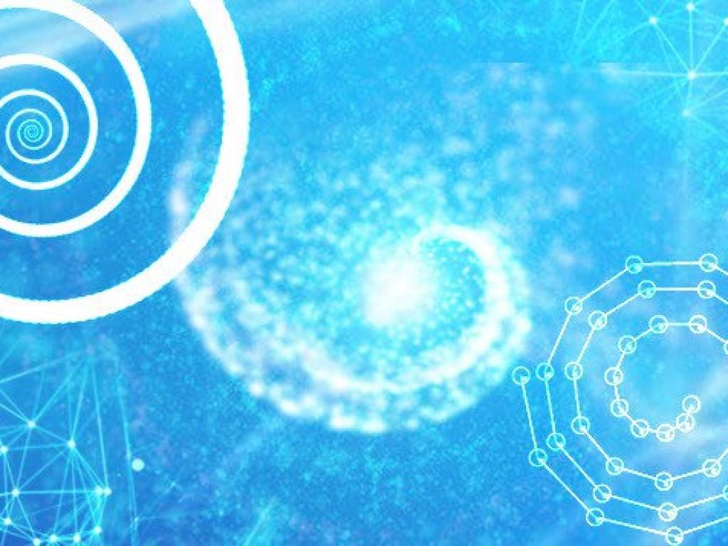 Спиралевидные структуры элементарных частиц