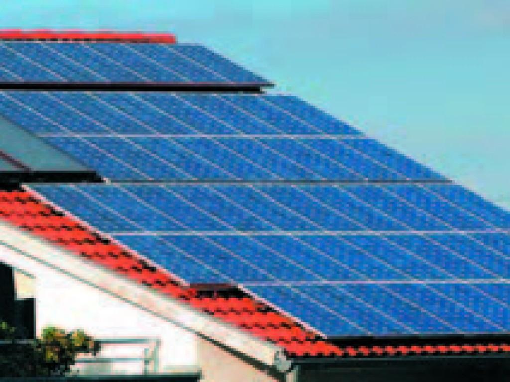 Аккумуляторные батареи для солнечной электростанции