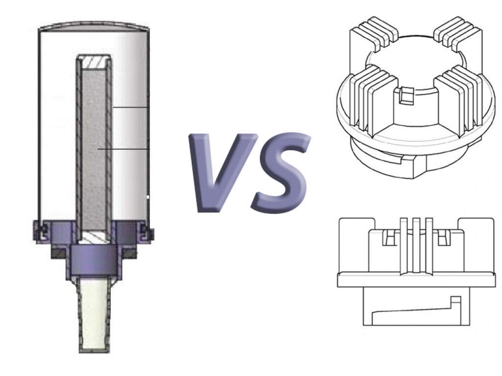 Рекомбинационные вентиляционные клапаны для стационарных заливных батарей