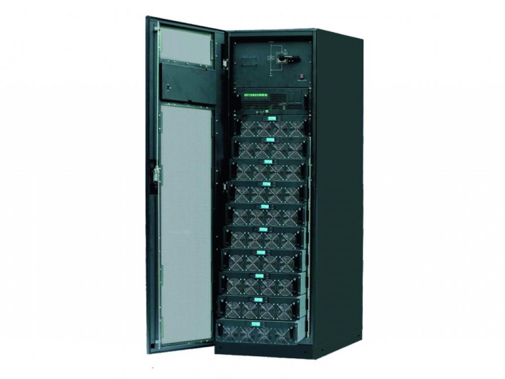 Особенности модульных ИБП двойного преобразования NetPRO UPS (INVT)