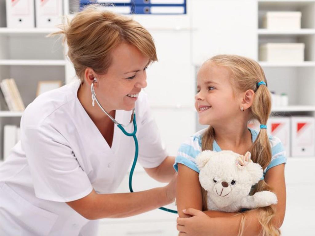 Детские болезни (из серии «ФИЗИКА АЛЛАТРА В ПОМОЩЬ ЗДОРОВЬЮ»)
