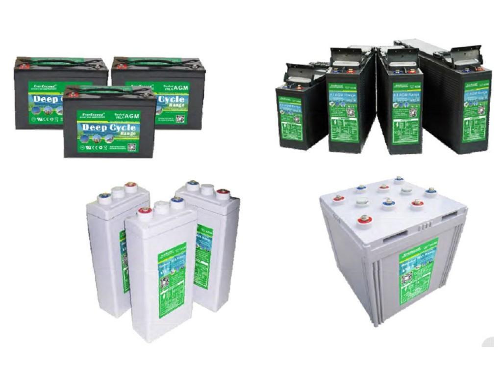 Класифікація свинцево-кислотних акумуляторів