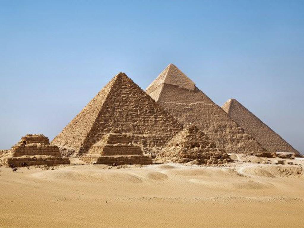 Тайны египетских пирамид. Исконная наука