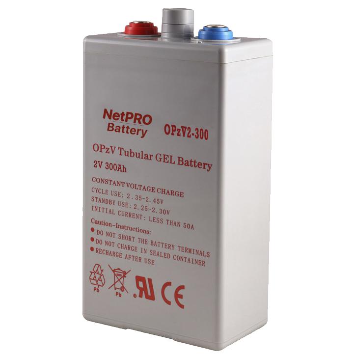 NetPRO OPzV с трубчатыми пластинами
