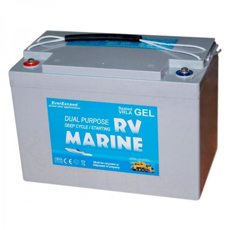 Аккумулятор для лодки