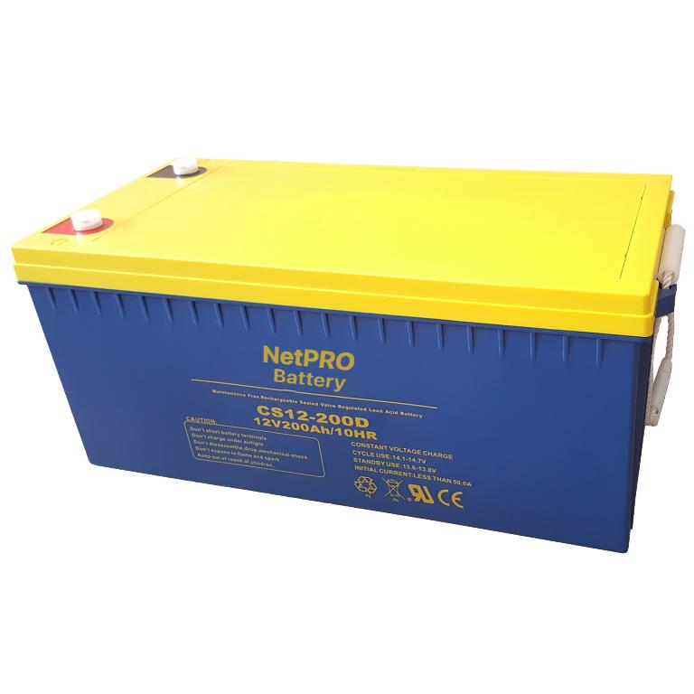 NetPRO акумулятор