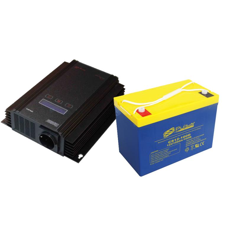 аккумуляторная батарея для котла