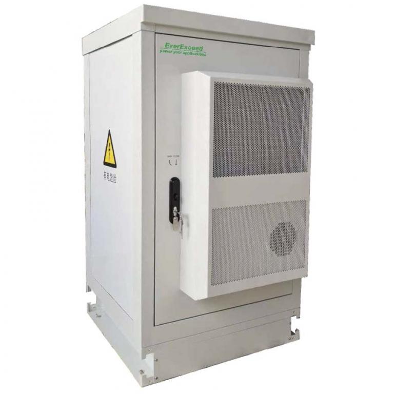 Климатические аккумуляторные шкафы