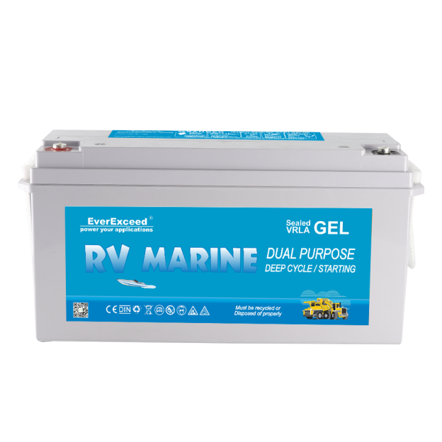 акумулятор для яхти
