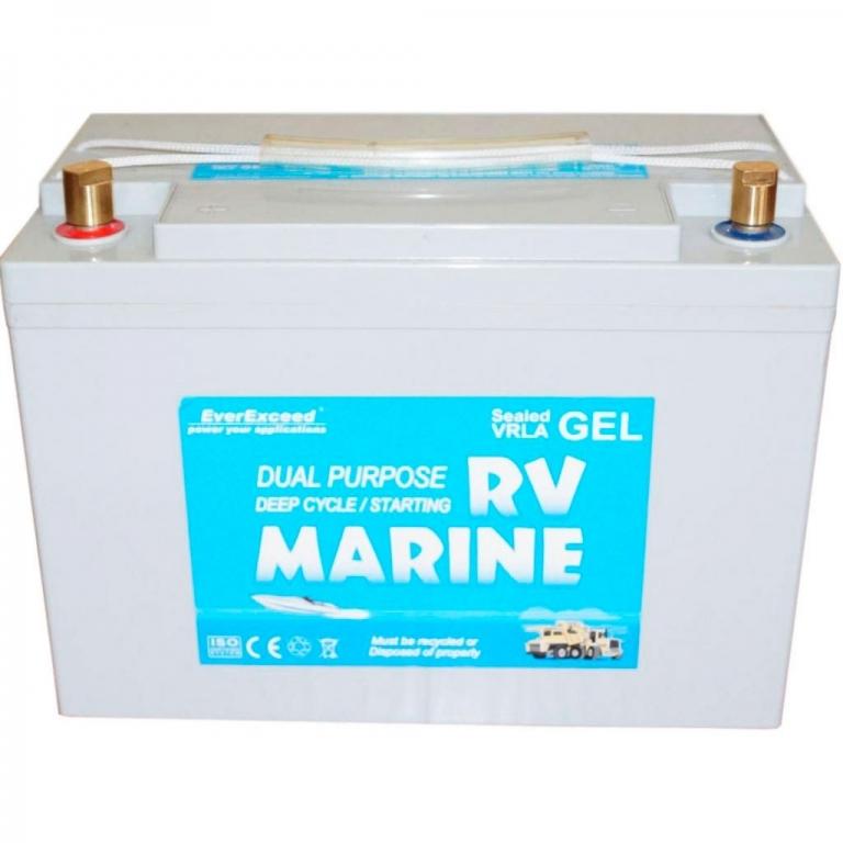 батарея для яхти