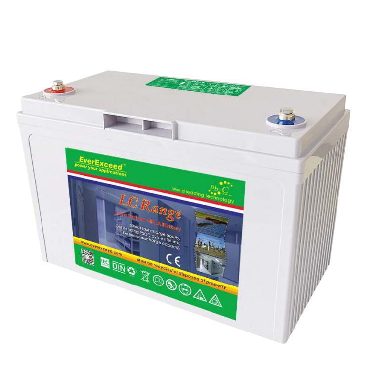 Карбонова батарея