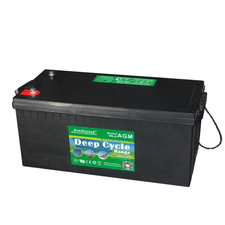 батареї глибокого циклу