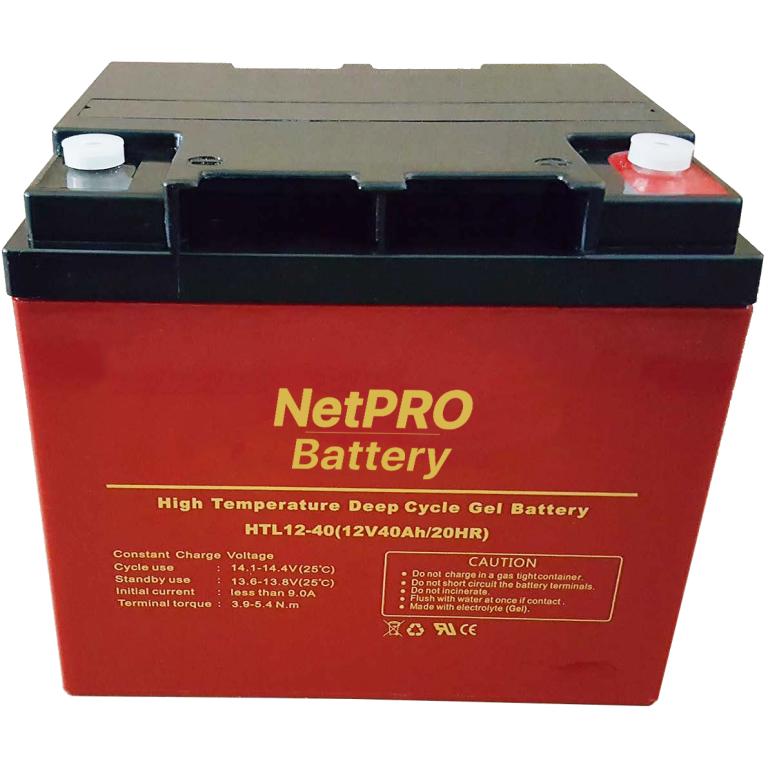 гелеві батареї
