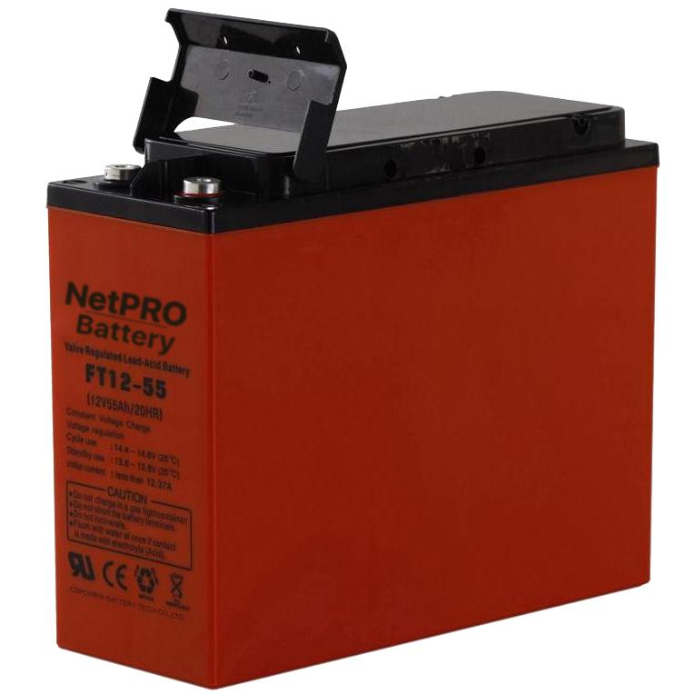 фронт-термінальні FT battery