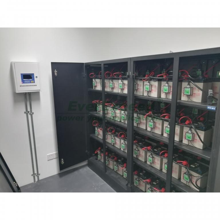система моніторингу батарей