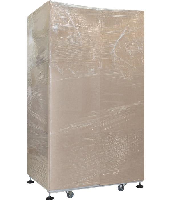Упаковка шкафа для литиевых АКБ