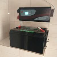 ИБП Off-line мощностью