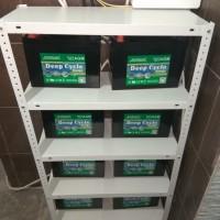 стеллаж для батарей