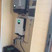 электропитание квартиры от акб