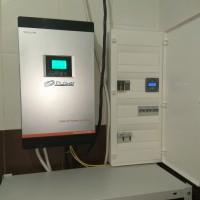 солнечная система электропитания