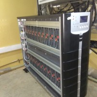напаковка батареями ибп для производственного оборудования
