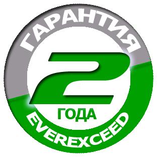 Аккумуляторная батарея EverExceed Deep Cycle - гарантия производителя 2 года